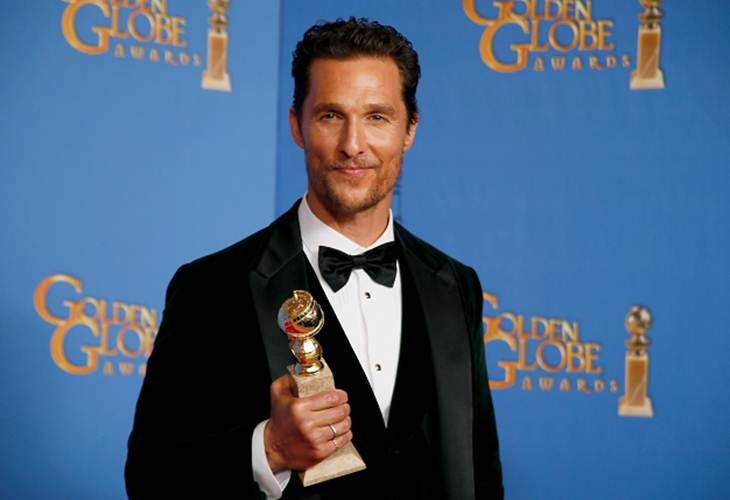 mejor actor de drama matthew mcconaughey por dallas buyers club