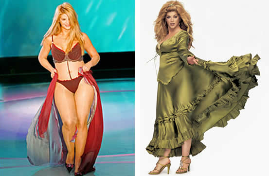 Love when kirstie alley and bikini just like treat