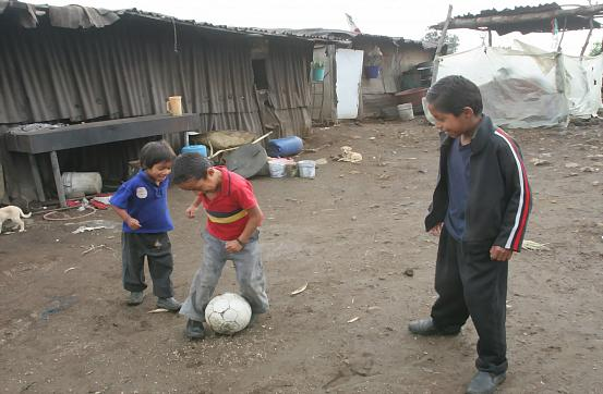 Pictures Of The Poorest Citizens Of Mexico City Who Decided To Stay